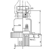 防水プラグ3P1-AM形(PBT)