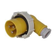 防水プラグ3PIEC規格形B(黄)PI-2ML2