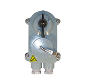 防水形3Pスイッチ付レセプタクルS2RM形