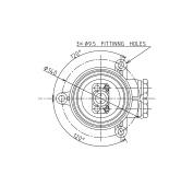 NS-RS1(リード線付)図面